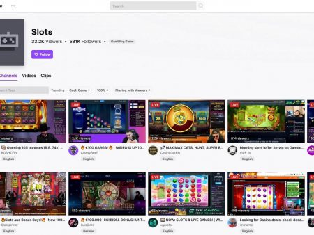 Restreams and Fake Casino Streams on Twitch