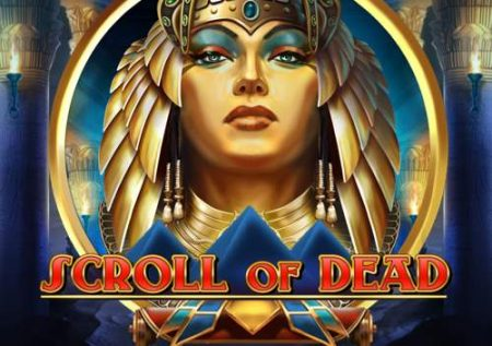 Scroll Of Dead Slot Free Play Demo