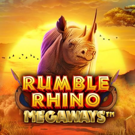 Pariplay offers thrilling action with Rumble Rhino Megaways